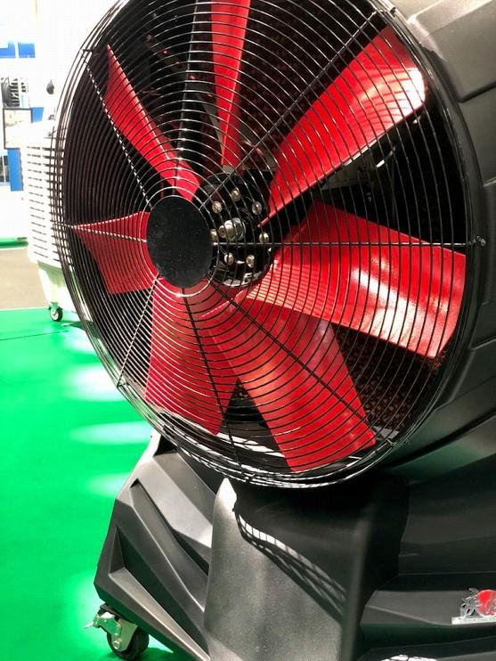 大型冷風機の疾風